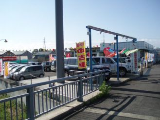 東日本三菱自動車販売(株) クリーンカー郡山富久山