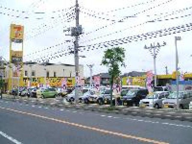 茨城三菱自動車販売(株) クリーンカー勝田