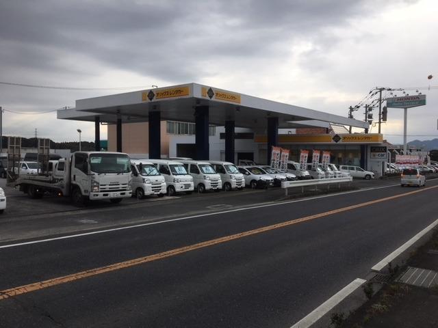 オリックスU-car北九州店 八幡ヤード