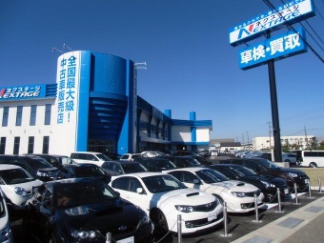 ネクステージ新潟南 SUV専門店