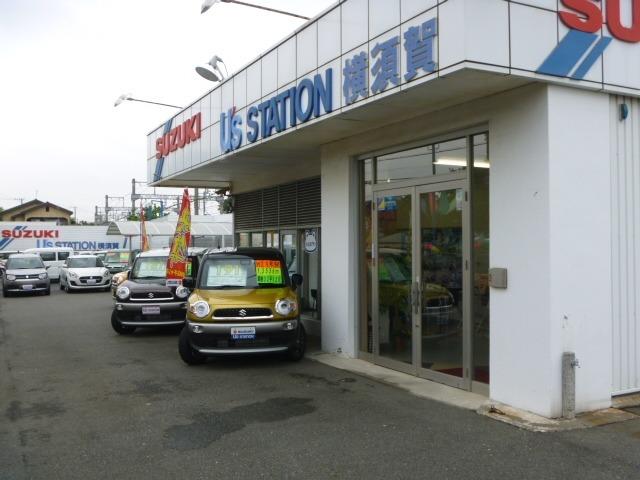 (株)スズキ自販神奈川U's STATION横須賀