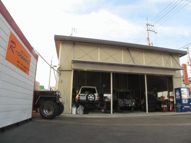 R-GARAGE(アールガレージ)