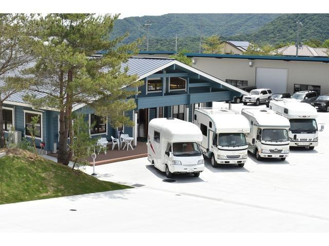 フジカーズジャパン 神戸西宮キャンピングカー専門店