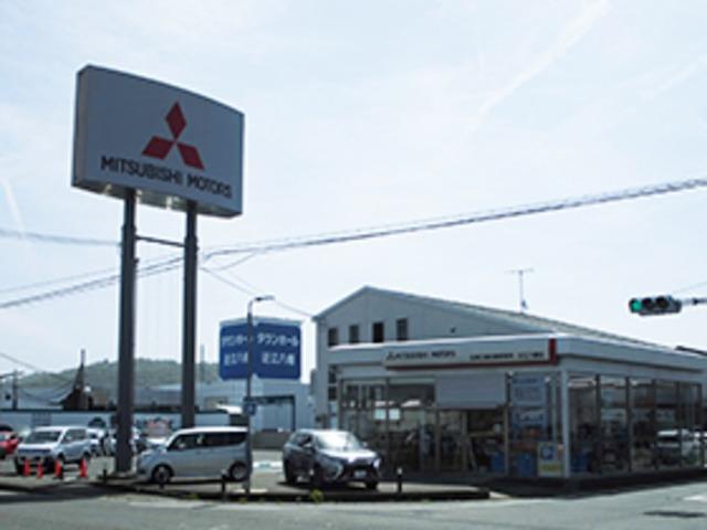 滋賀三菱自動車販売(株)近江八幡店・クリーンカー近江八幡
