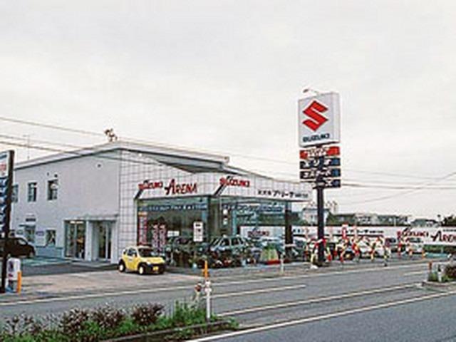 (株)スズキ自販富山 U's高岡156