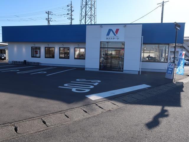 ネクステージ前橋 SUV専門店