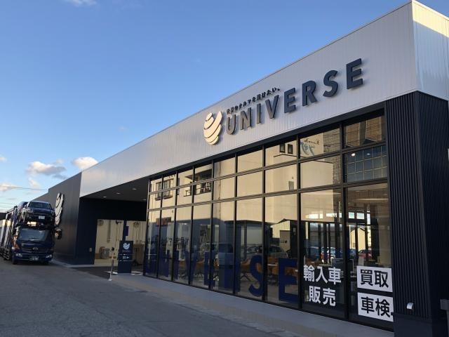 UNIVERSE ユニバース福井