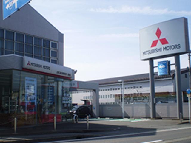 滋賀三菱自動車販売(株)高島店