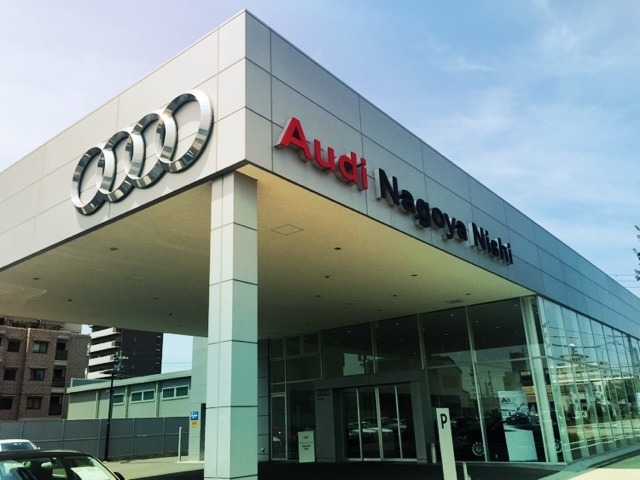 Audi ApprovedAutomobile 名古屋西