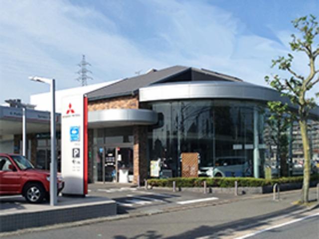 京都三菱自動車販売(株)伏見店・クリーンカー伏見
