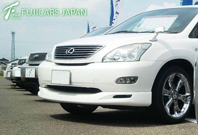 「新潟県」の中古車販売店「フジカーズジャパン 新潟SUV専門店」