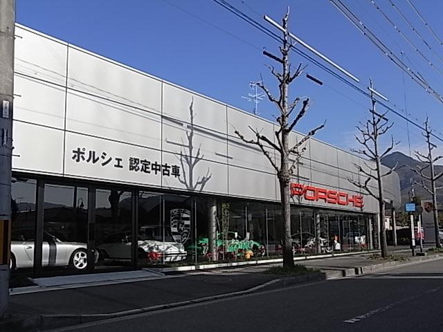 センター 京都 ポルシェ