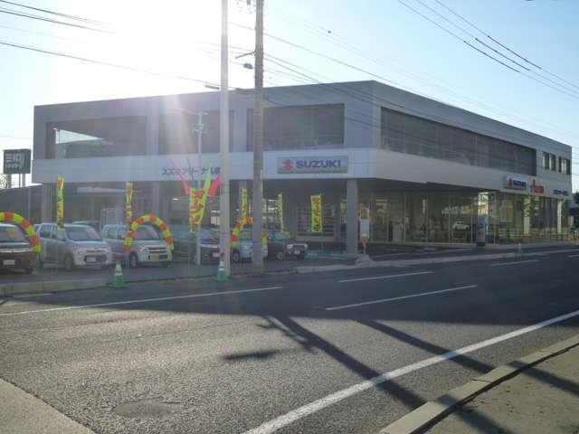 (株)スズキ自販北海道 スズキアリーナ札幌東