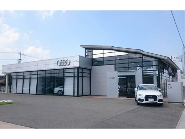 Audi Approved Automobile 山形
