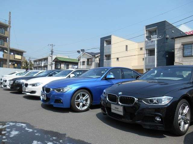 Motoren Glanz BMW Premium Selection浦安