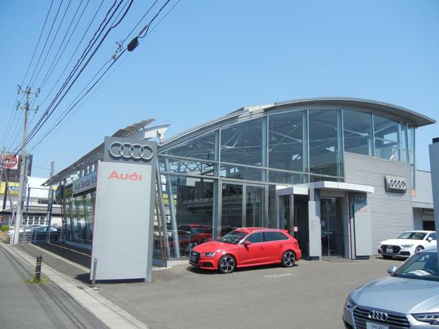 Audi Approved Automobile 仙台北