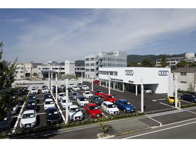 Audi Approved Automobile箕面