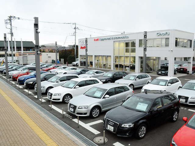 Audi Approved Automobile調布