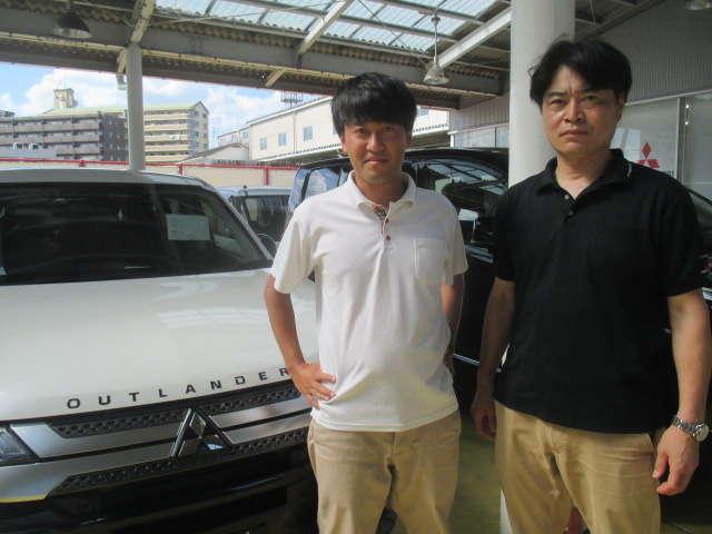九州三菱自動車販売(株) クリーンカー板付