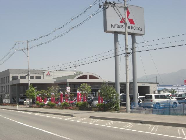 会津三菱自動車販売(株) 会津本店・クリーンカー会津本店