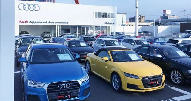 Audi Approved Automobile 博多