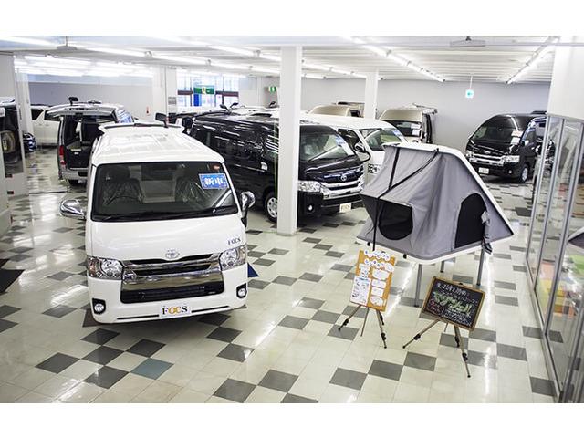 フジカーズジャパン新潟 ミニバン・キャンピングカー専門店