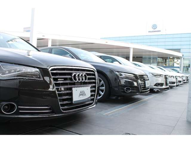 Audi Approved Automobile 高松(AAA高松)