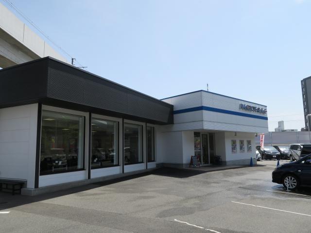 ネクステージ茨木 スバル車専門店