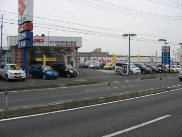(株)スズキ自販関東 スズキアリーナ新狭山