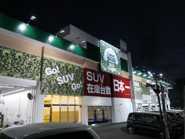 SUV  LAND  熊本